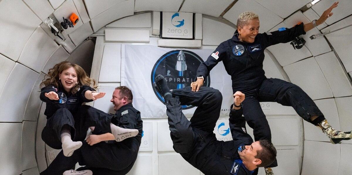 El exitoso lanzamiento de la misión Inspiration4 es solo una muestra de lo que depara el futuro para el turismo espacial