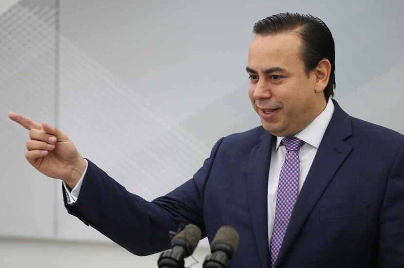 """El senador William Villafañe propone que el bono propuesto se pague con """"remanentes"""" presupuestarios. (GFR Media)"""