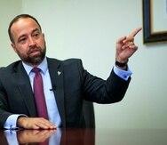 """Omar Marrero: """"La pregunta es si tengo las credenciales, la capacidad y si cumplo con los requisitos"""""""