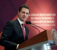 EE.UU. investiga al expresidente mexicano Peña Nieto por soborno