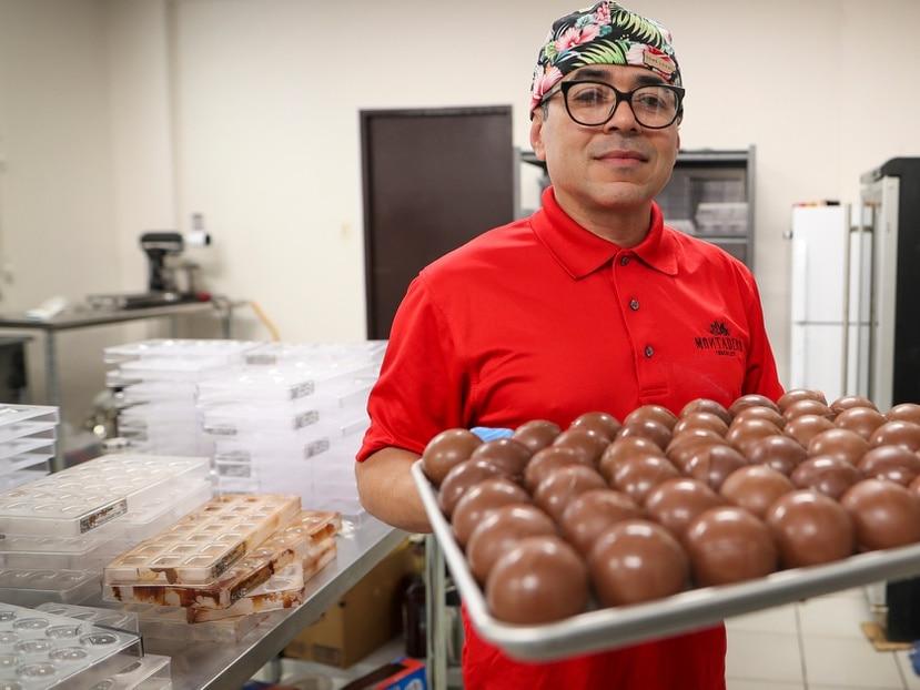 A futuro, Germán Ramos, propietario de Montadero Chocolate, planifica realizar degustaciones de vinos con pareo de bombones Montadero en sus instalaciones de Caguas, y llevar las bolsas del chocolate rallado Montadero a las góndolas de los principales supermercados en la isla.