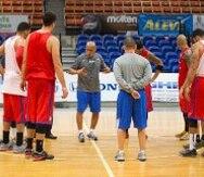 Carlos Calcaño espera que el equipo escogido haga un buen papel en Veracruz. (tonito.zayas@gfrmedia.com)