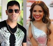 """Tito """"El Bambino"""" y Jacky Fontánez comparten más tiempo juntos"""