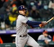 Carlos Correa fue instrumental en el resurgir de los Astros