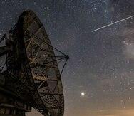 La lluvia de estrellas de las Gemínidas es una de las más espectaculares del año (EFE).