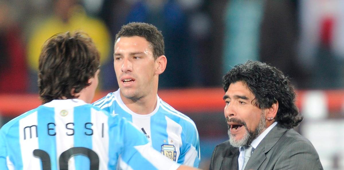 Diego Armando Maradona llevó una impresionante carrera, y una vida repleta de dolor