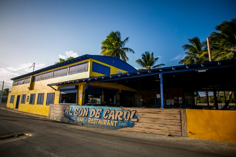 El restaurante Al Son de Carol reabrió recientemente luego de haber operado por tres meses en un espacio provisional al perder el local original por  los sismos.