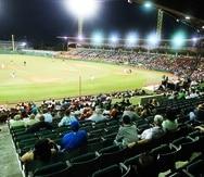 El Estadio Paquito Montaner necesitará unas mejoras para albergar a los Leones en la temporada 2022-23.