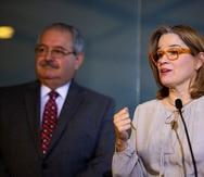 Al borde de demandar también está la alcaldesa de San Juan, Carmen Yulín Cruz, quien explicó que la capital paga $64 millones a la tarjeta de salud, la contribución más alta para un municipio.