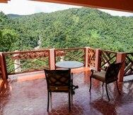 """Casa Flamboyant es una de las 11 hospederías endosadas por la Compañía de Turismo de Puerto Rico como """"hotelería verde"""" o sustentable."""