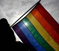 No está claro cuando se emitirá la decisión, pero la comunidad LGBTT cree que es probable que se conozca hoy. (AFP)