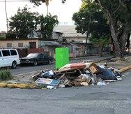 Vecinos de la barriada El Modelo de Hato Rey dan forma a proyecto de embellecimiento