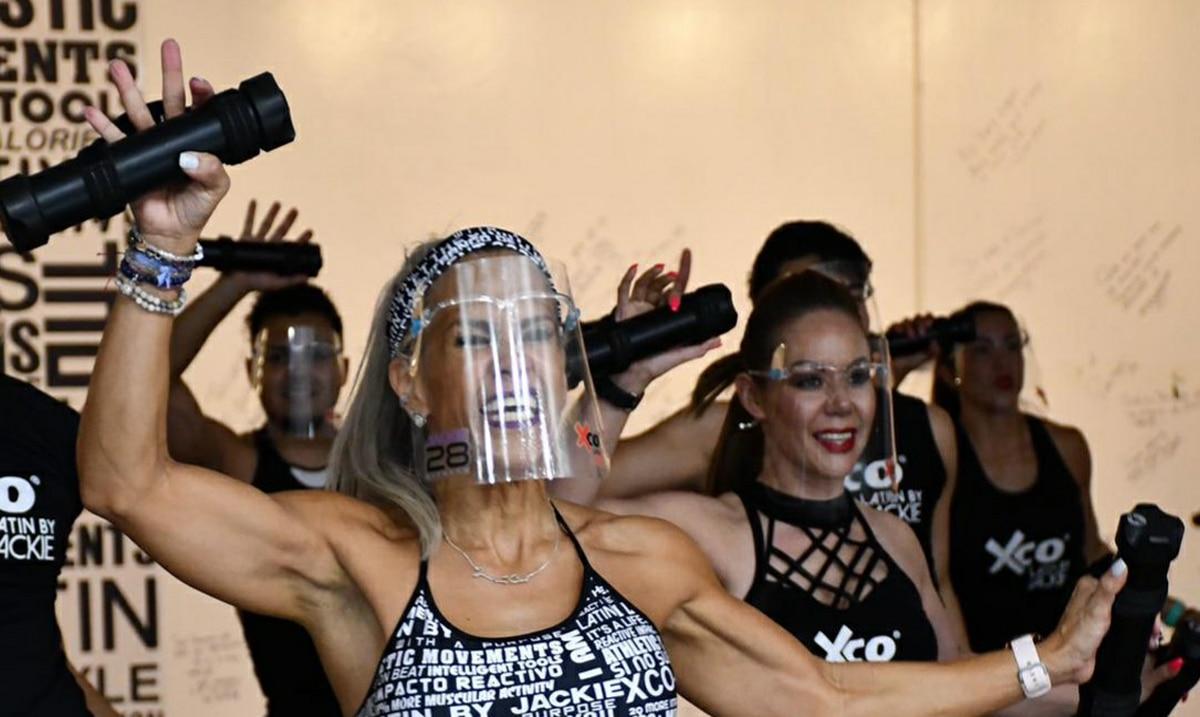 Jackie Rodríguez conquista el mundo internacional del fitness con su Xco Latin