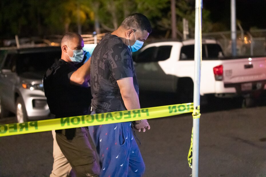 A finales de marzo desarticularon otra ganga violenta al arrestar a 20 personas en el residencial Kennedy.
