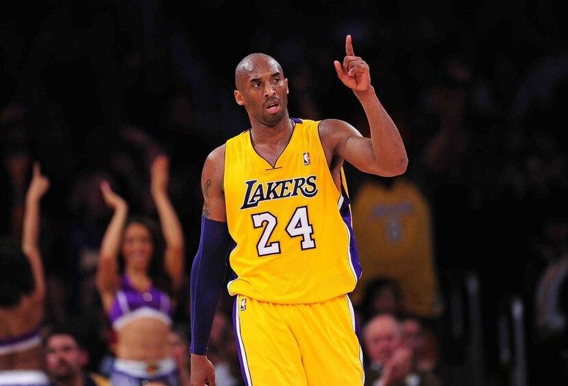 Kobe Bryant tenía 41 años. (GFR Media)