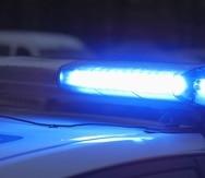 Una patrulla de la Policía en Estados Unidos.