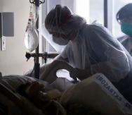 Utah reportó 295 personas hospitalizadas a causa del coronavirus, la cifra más alta desde febrero.
