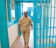 Actualmente hay 210 confinadas en el Complejo de Rehabilitación para Mujeres en Bayamón. (GFR MEDIA)