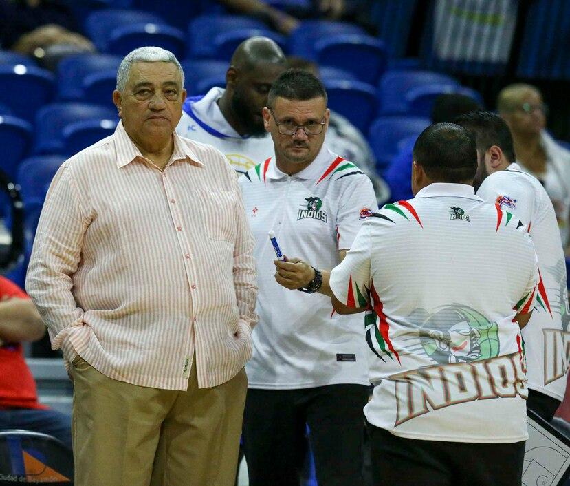 Flor Meléndez regresó esta temporada al mando de los Indios en el BSN. (GFR Media)