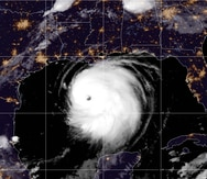 Laura podría convertirse en un catastrófico huracán categoría 4