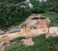 En el vertedero de Moca, ocho municipios depositaban su basura y, tras el cierre, ahora tienen que llevarla a otras instalaciones.