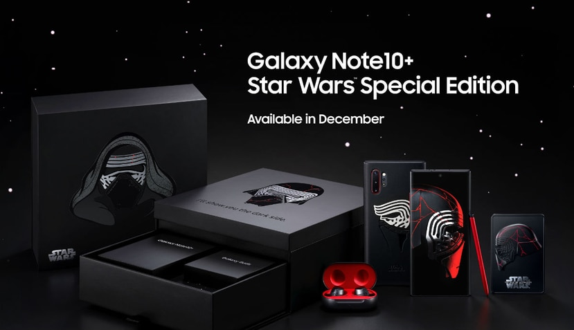 Este dispositivo estará disponible a partir de diciembre de 2019 y costará $1,299 (Samsung).