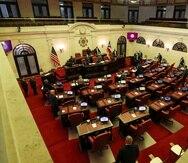 Senado de Puerto Rico.