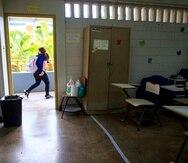 Las clases presenciales en las escuelas públicas comenzaron el 18 de agosto.