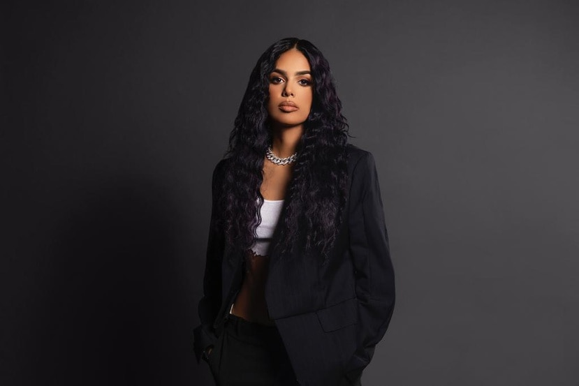 """La cantaura puertorriqueña Audri Nix debuta como actriz en la nueva serie """"Guapas"""", que se va a trasnmitir por YouTube."""