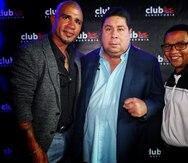 """Tres """"leyendas boricuas del ring"""" compartieron sus vivencias en conversatorio"""