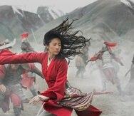 """La película """"Mulan"""" impulsó las suscripciones de Disney +."""