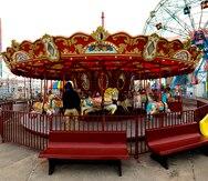 La noria de Coney Island vuelve a girar