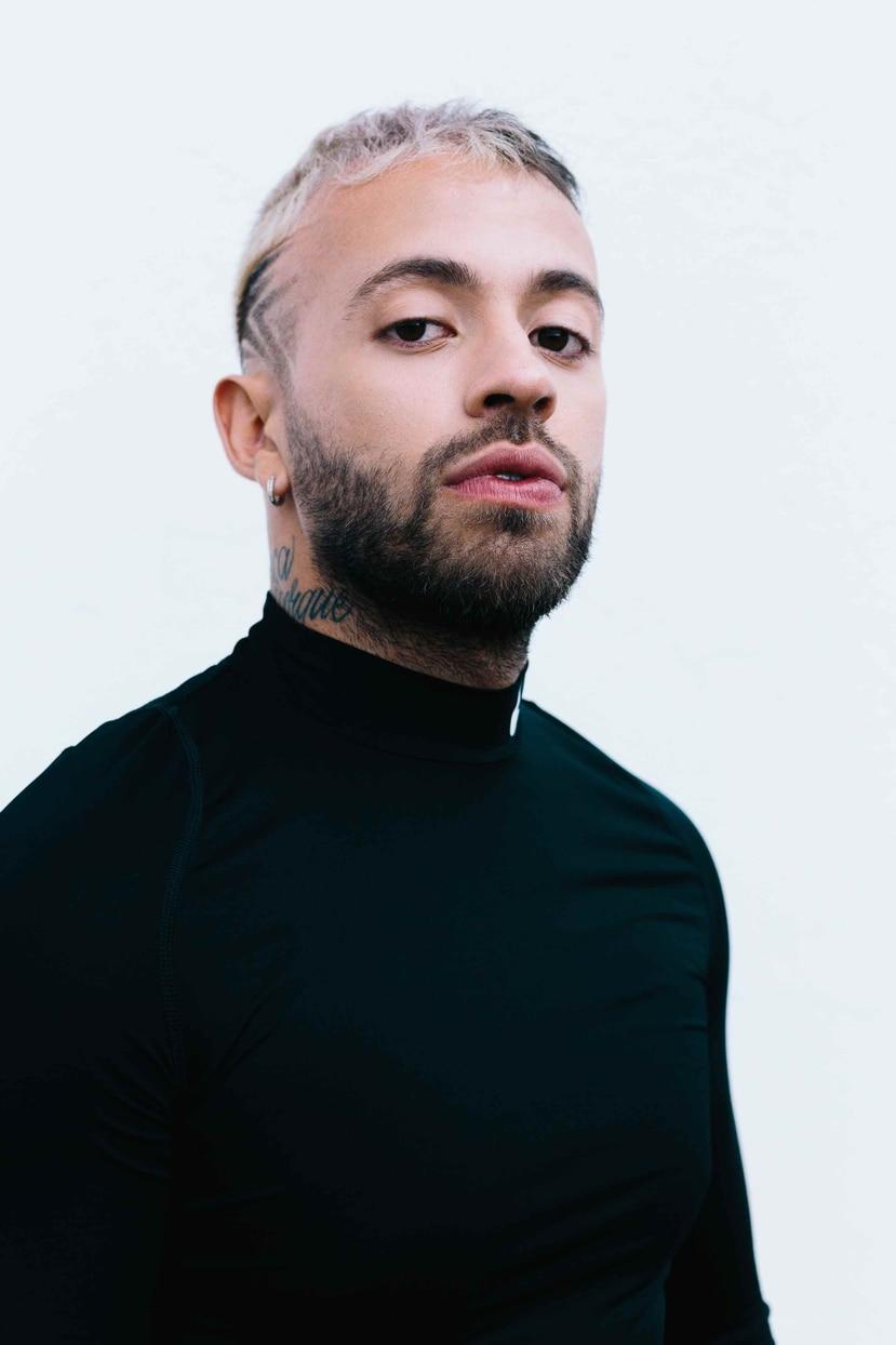 Feid, natural de Medellín acaba de lanzar su nuevo álbum.