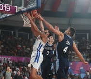 Luca Vildoza, otro jugador argentino que llega a la NBA