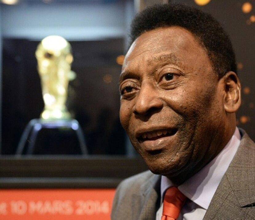 El nuevo cuadro fue detectado cuando Pelé fue al hospital para evaluar una cirugía a la que había sido sometido el último 13 de noviembre