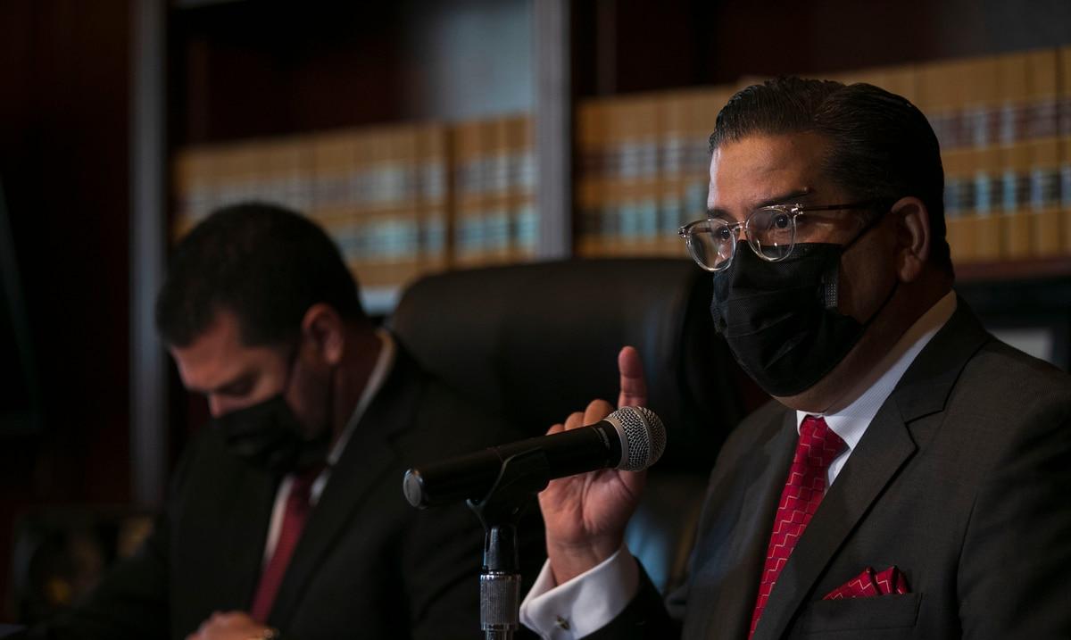 """Rafael """"Tatito"""" Hernández condena la asignación de fondos para la elección de mayo"""