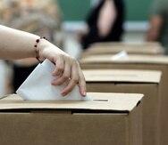 Los colegios electorales abrirán hoy de 9:00 a.m. a 5:00 p.m. como parte de la elección especial para escoger a seis cabilderos por la estadidad.