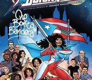 """La nueva versión de """"Que bonita bandera"""" fue realizada en honor a los 125 años de la bandera de Puerto Rico."""
