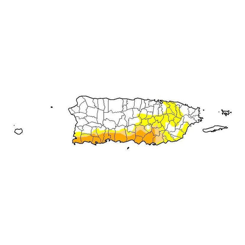 El informe del organismo estadounidense, no obstante, no detalla ningún pronóstico futuro de las condiciones climatológicas en Puerto Rico en los próximos días. (Suministrada)