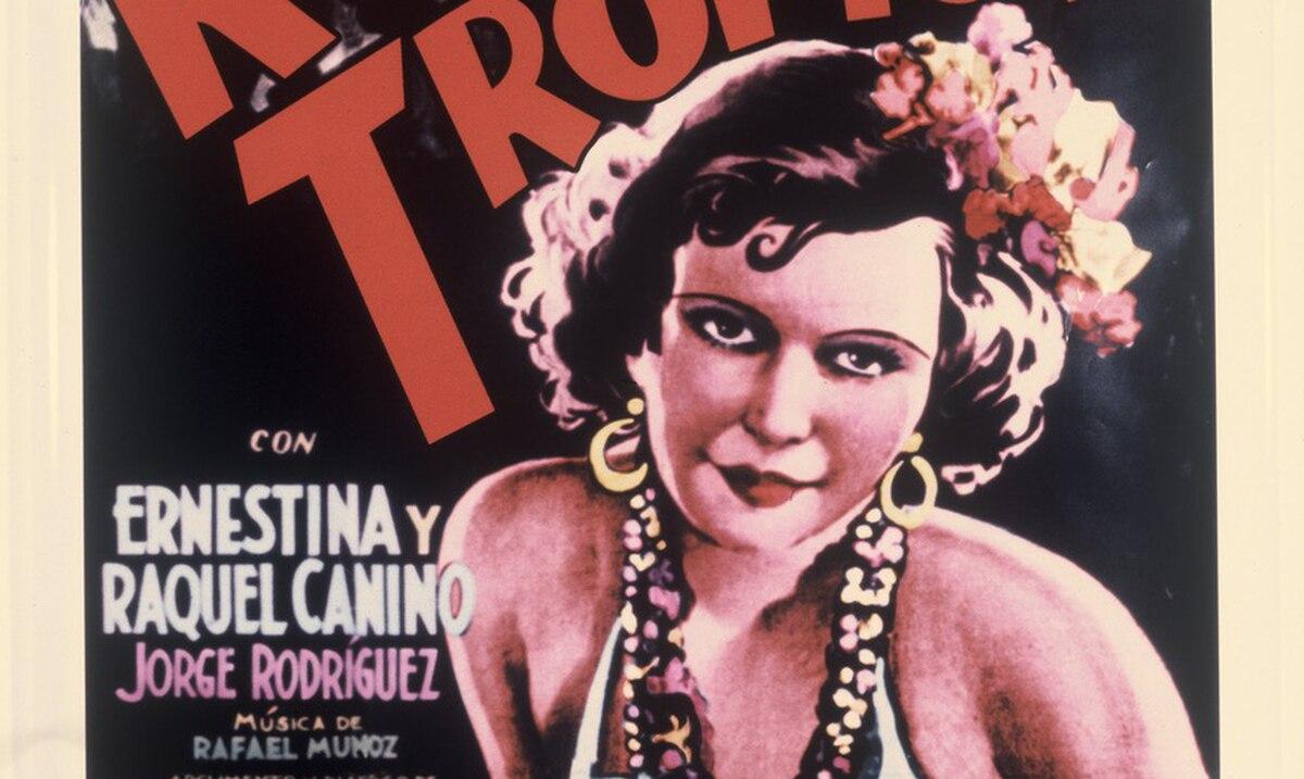 """El caso de """"Romance Tropical"""", la película puertorriqueña perdida y encontrada"""