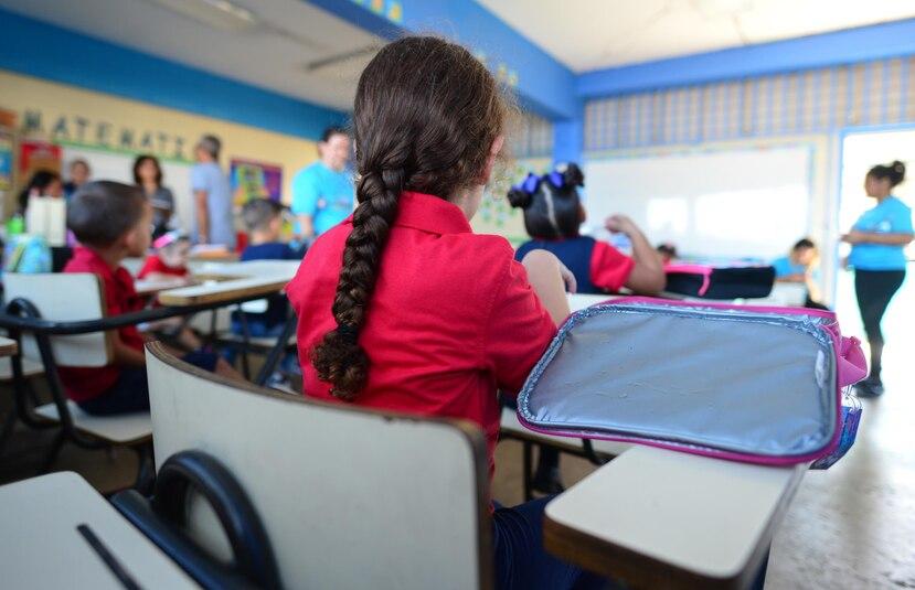 La secretaria de Educación, Julia Keleher, indicó que ahora son la Autoridad de Edificios Públicos y la Oficina para el Mejoramiento de Escuelas Públicas quienes evaluarán los planteles. (Archivo)