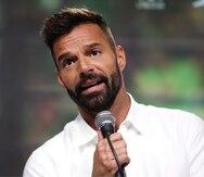 """Ricky Martin: """"Soy puertorriqueño así haya nacido en la luna"""""""