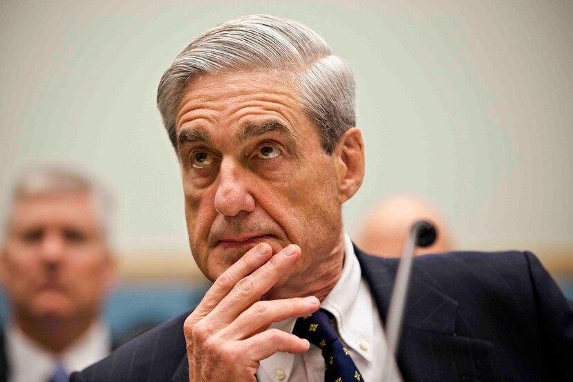 Robert Mueller. (AP)