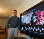 Armando Figueroa Acevedo diseña la red del futuro