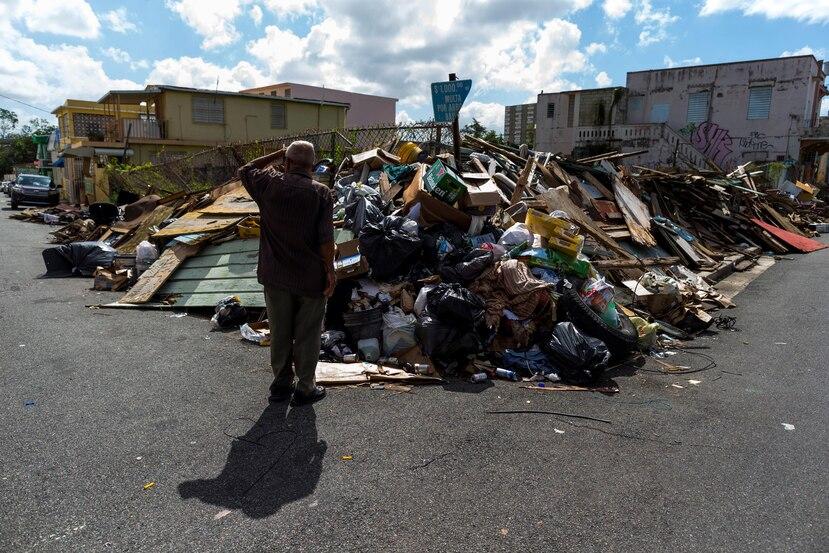 Un plan familiar de manejo de residuos sólidos evitará la generación y acumulación excesiva de desechos después de un huracán, de acuerdo con la organización Basura Cero Puerto Rico.