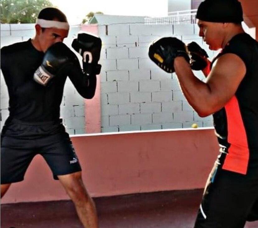 El boxeador venezolano Eldric Sella tiene 24 años.