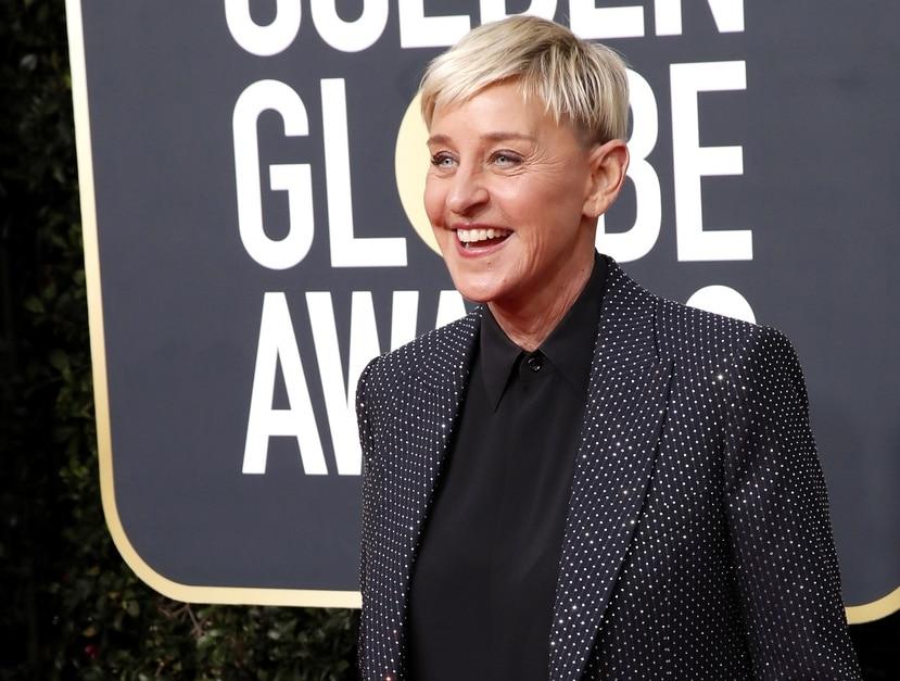 Ellen DeGeneres resaltó que ya hay en marcha una investigación interna para solucionar la situación denunciada.