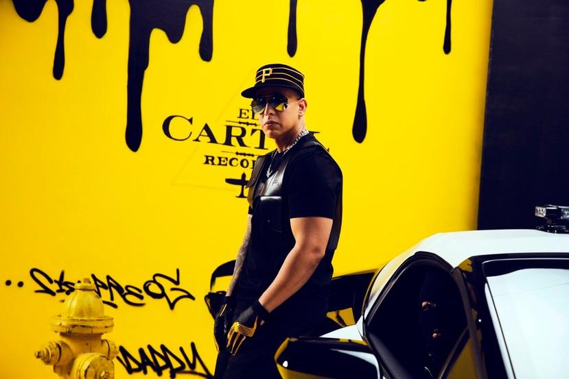 Daddy Yankee tiene este año nueve nominaciones a Premios Juventud.