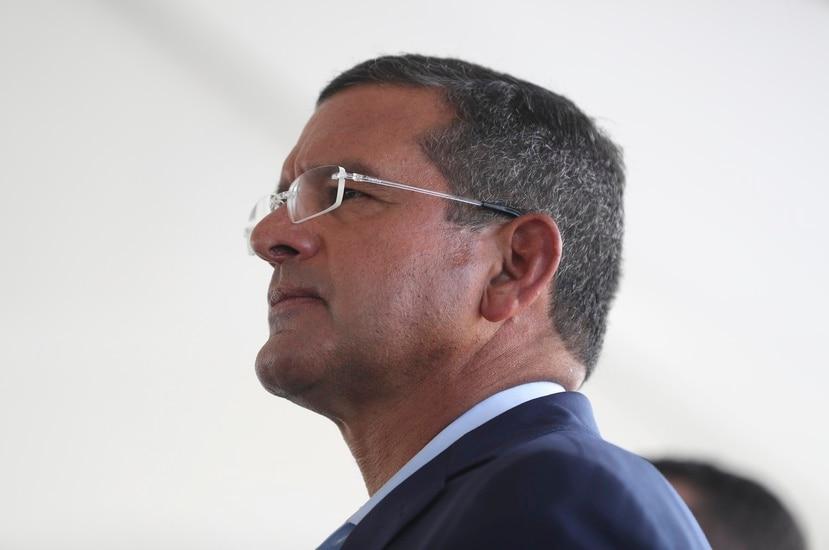 Governor Pedro Pierluisi.
