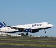 Los clientes que no acepten usar una cubierta para la cara no podrán abordar ninguna aeronave, advirtió la aerolínea JetBlue.